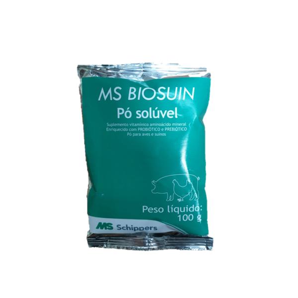 MS Biosuin pó