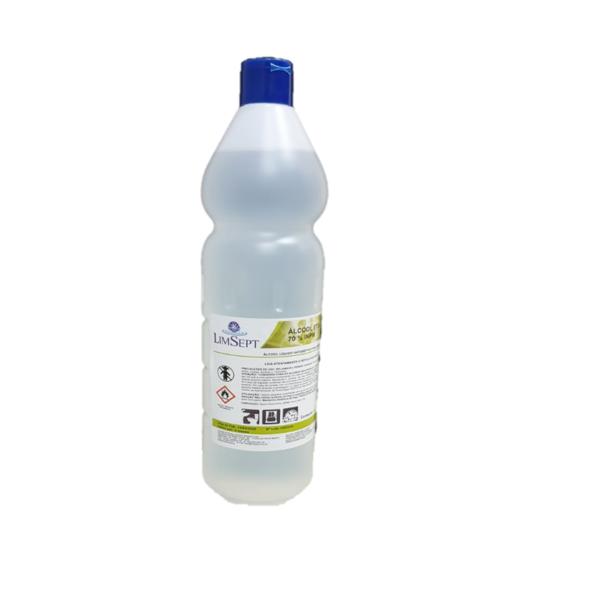 Álcool Etílico 70% Limsept - 1L