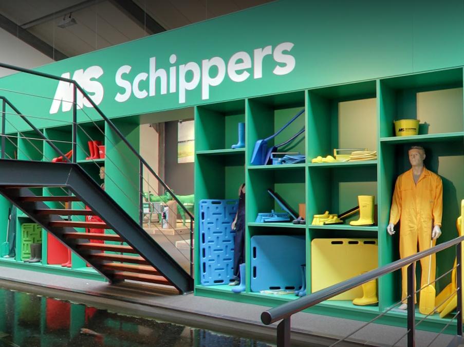 O que é o sistema de cores Schippers